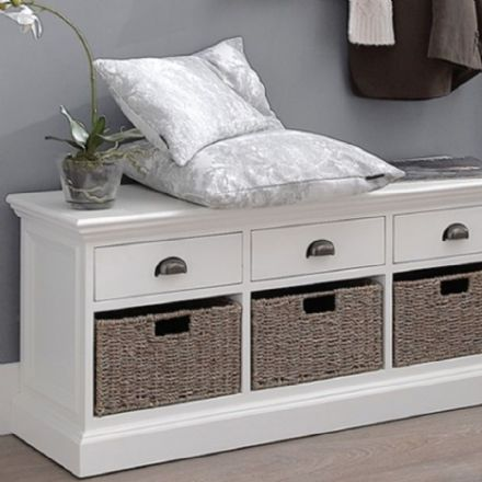 Newport Antique White Furniture
